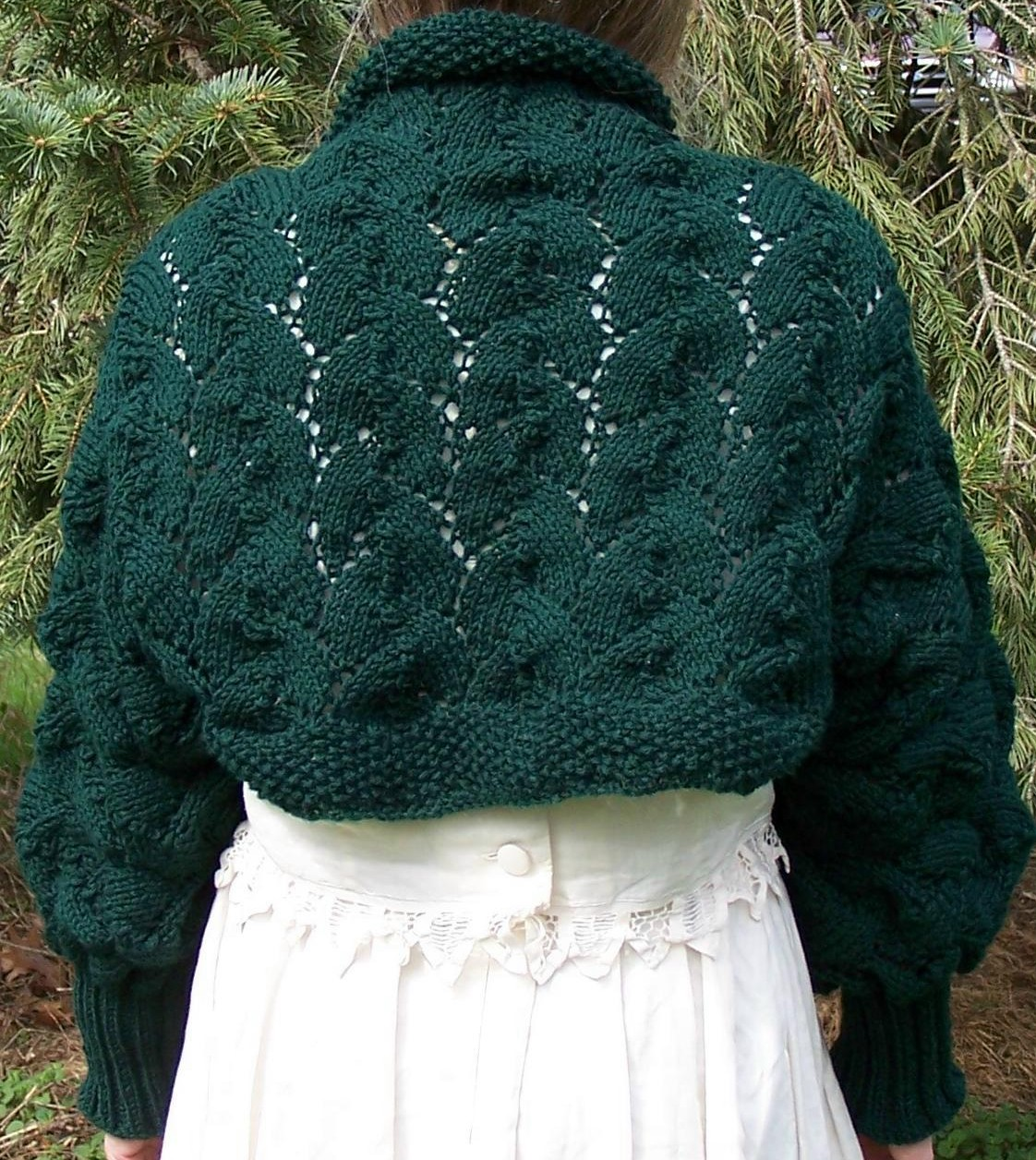Knit Shrugs :: Time For It Now