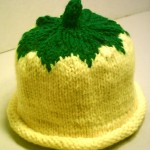 Lemon Hat (Kid's Fruit Caps designed by Ann Norling)