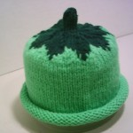 Lime Hat (Kid's Fruit Caps designed by Ann Norling)