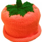 Orange Hat (Kid's Fruit Caps designed by Ann Norling)