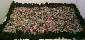 Rag Rug by Euphemia Jane Carter Freeman